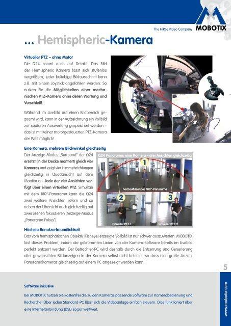 Mobotix Hi Res-Video-Komplettlösungen - Yello NetCom GmbH