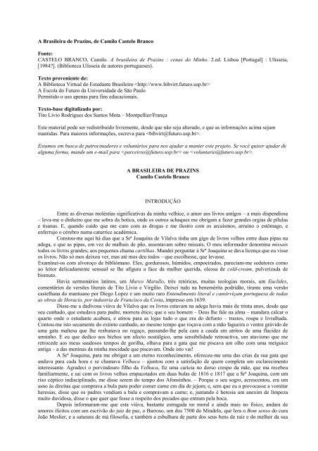 Os Noivos, de Artur Azevedo - BEMaior