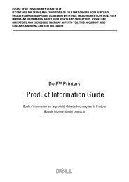 Product Information Guide