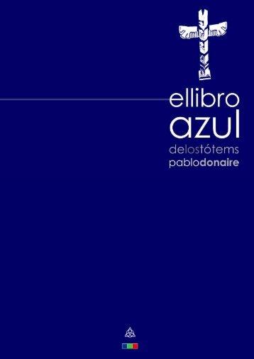 Descarga el Libro Azul - Pablo Donaire
