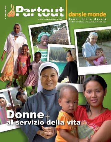 n°4 rivista ITA - Partout dans le Monde