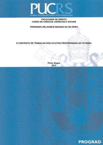 04/07/2012 | O Contrato de Trabalho dos