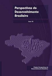 Perspectivas do Desenvolvimento Brasileiro - Ipea
