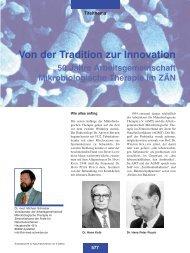 Heft 09 - Zentralverband der Ärzte für Naturheilverfahren