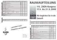 Raumplanflyer 115. Kongress:A3 Flyer 108. Kongress