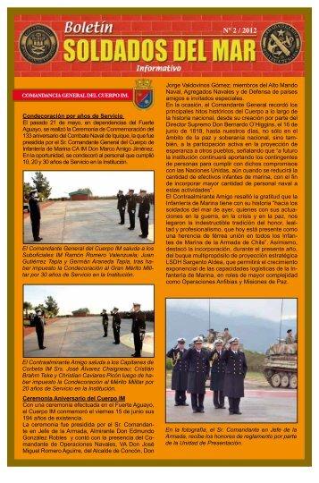 Boletin del Cuerpo IM 2-2012