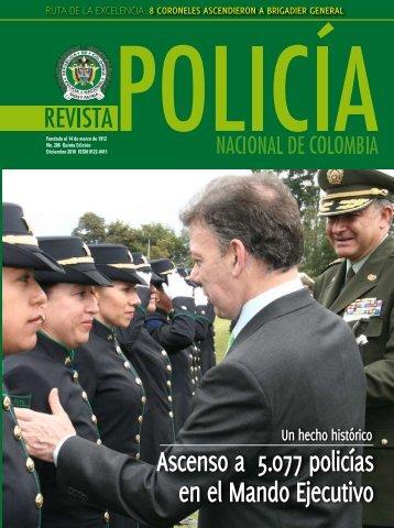 Ascenso a 5.077 policías en el Mando Ejecutivo - Policía Nacional ...