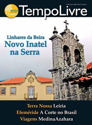 N.º 189 | Janeiro 2008 | Mensal | 2,00 euros - Inatel