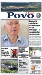 Vereador quer bancas de jornal sem pornografia - Povo Metropolitano