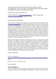 A AMAZÓNIA NO LIMIAR DA MORTE.pdf - Adelino Torres
