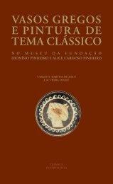 Vasos Gregos e Pintura de Tema Clássico - Universidade de Coimbra