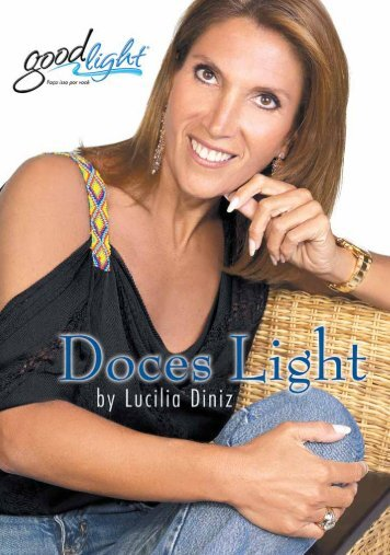 Download do Livro Doces Light by Lucilia Diniz - Good Light