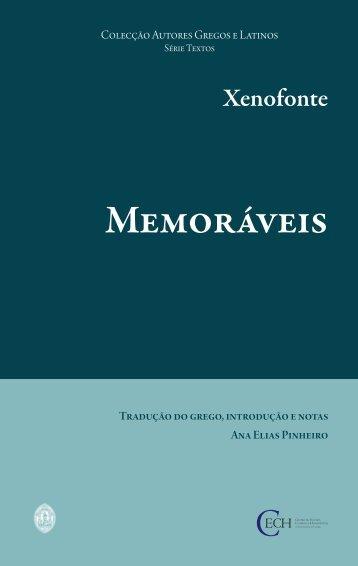Memoráveis - Universidade de Coimbra
