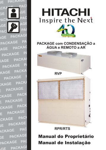 IHMIS-RPPAG002 Rev07.cdr - Hitachi Ar Condicionado do Brasil