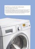 Máquinas de secar roupa Bluetherm Siemens - Page 4