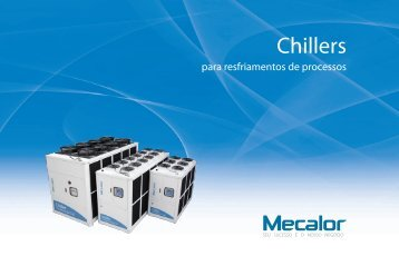 Catalogo Chiller - Mecalor