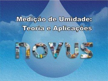 Apresentação Medição de Umidade - Martinezezuim.com.br