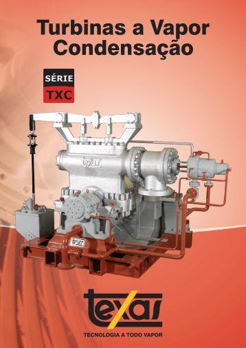 cátalogo série txc - Texas Industrial Ltda