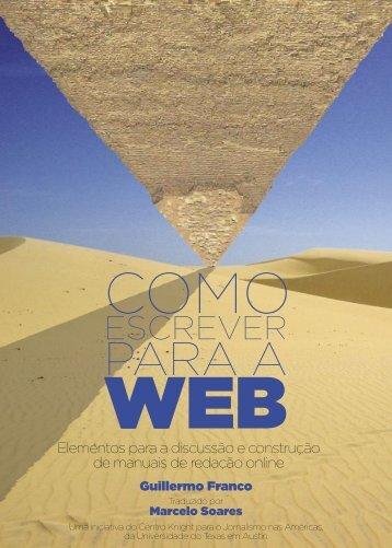 Como escrever para a web - Knight Center for Journalism in the ...