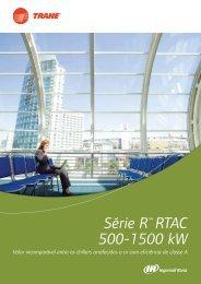 Série R™ RTAC 500-1500 kW