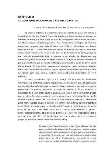 continuava - Biblioteca Digital de Teses e Dissertações da UFMG