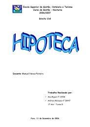 Hipoteca - Sapo