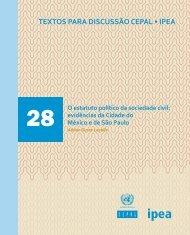 Arquivo completo em PDF (3.4 Mb) - Cepal