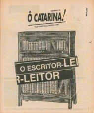 baixos - Fundação Catarinense de Cultura