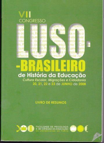 RESUMO VII LUSO BRASILEIRO.pdf - Biblioteca Digital do IPB