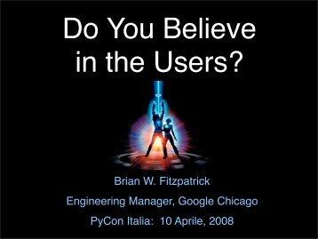10 Aprile, 2008 - PyCon