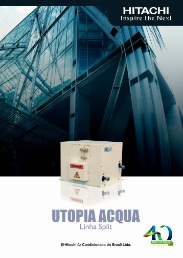 Hitachi Cat Utopia Acqua 0700 01-12.cdr - Hitachi Ar Condicionado ...