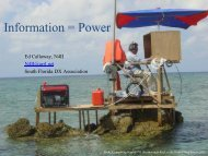 Information: Power in the DX world - QSL.net