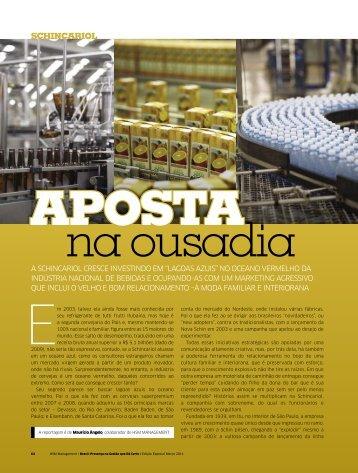 SchincAriOl - Movimento Brasil - HSM