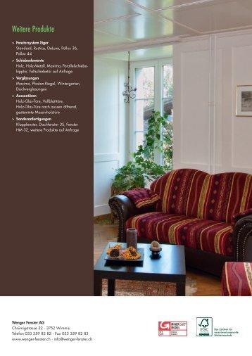 Prospekt_Niesenfenster_DE - Wenger Fenster