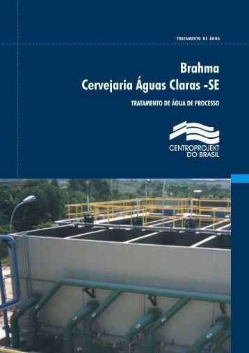Brahma Cervejaria Águas Claras -SE - centroprojekt brasil