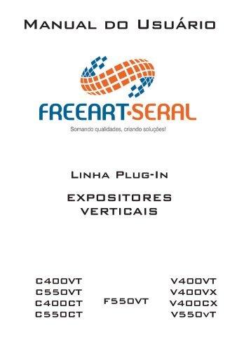 Manual Técnico - Linha PlugIn - Freeart Seral