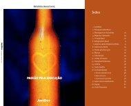Relatório Anual 2005 - Investidores - Ambev