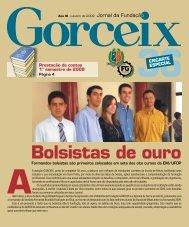 Encarte - Fundação Gorceix