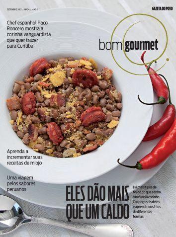 ElEs dão mais quE um caldo - Gazeta do Povo