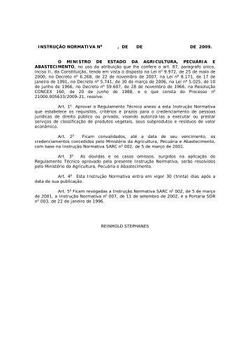 AGE Portaria nº 247-2009. - SindArroz