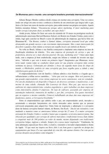 Eisenbahn - Empreendedorismo – Prof. José Dornelas