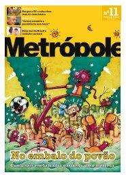 No embalo do povão - Revista Metrópole