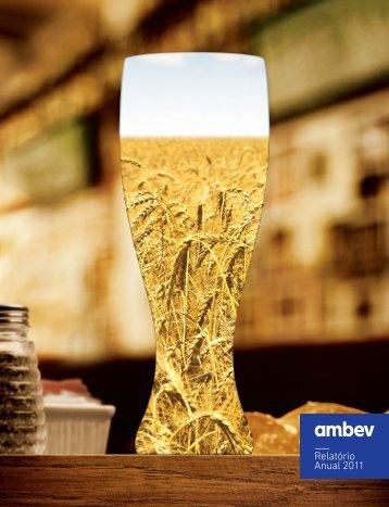 Relatório Anual 2011 - Ambev