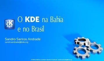 Sandro Santos Andrade - Live Blue