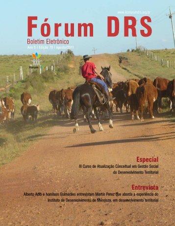 BOLETIM_Edicao 79.pdf - Fórum DRS