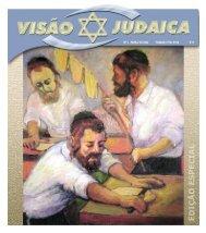Visão Judaica - março de 2002 Nissan/Iyar 5762