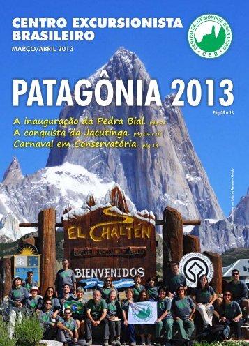 Boletim março abril 2013 - Centro Excursionista Brasileiro