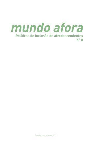 mundo afora - Asociacion Cultural de Capoeira Angola