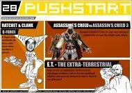 PUSHSTART N28 - Revista Digital de Videojogos Pushstart