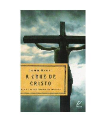 A Cruz de Cristo - Webnode